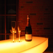 location bar à champagne